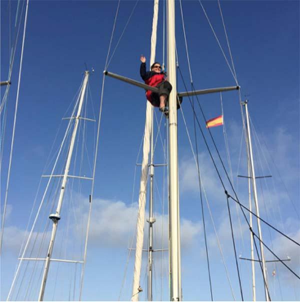 Sailing in Essex   40plusstyle.com