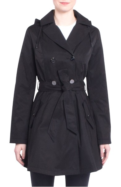 trench coats for women | 40plusstyle.com