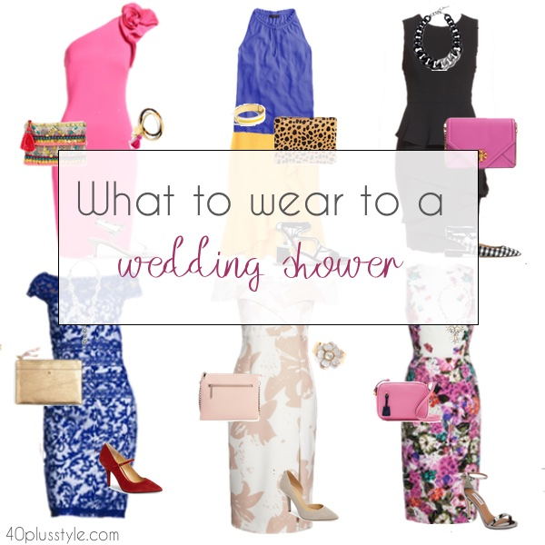 What to wear to a wedding shower outfits and tips for What to buy for a bridal shower