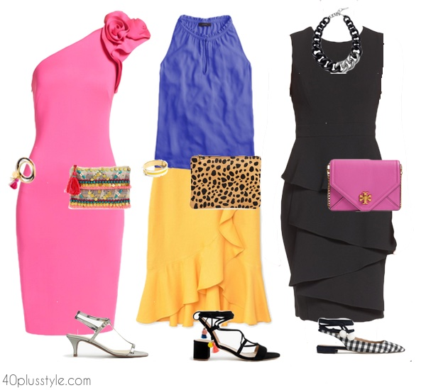 Great outfit ideas for a bridal shower   40plusstyle.com