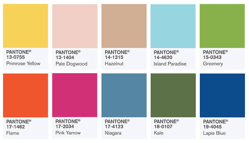 how to color block color palette | 40plusstyle.com