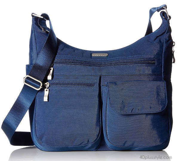 best travel purses, Baggallini Everywhere | 40plusstyle.com