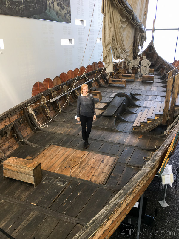 Exploring Iceland: A pre-historic galleon | 40plusstyle.com