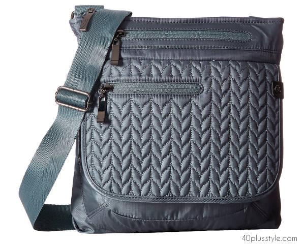 Sherpani travel purses | 40plusstyle.com