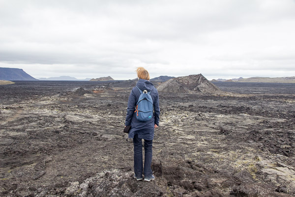 Useful tips when hiking in Iceland | 40plusstyle.com