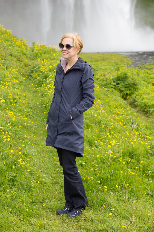 A guide to proper layering for Iceland | 40plusstyle.com