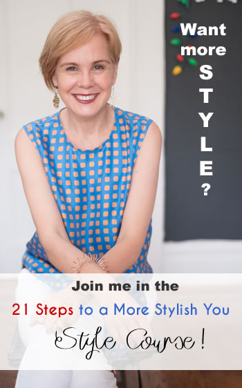Ignite Your Style and join the Find Your Style Challenge! | 40plusstyle.com
