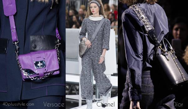 fall 2017 purse and handbag trends | 40plusstyle.com