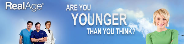 Real age test to find out your real age