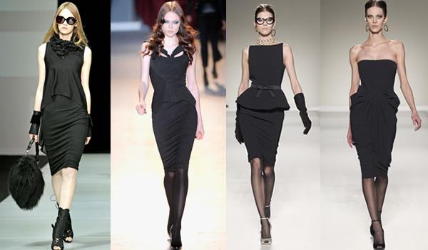 Black Dresses For Women Over 40