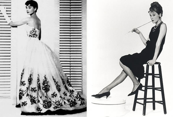 How Do You Define Style By Sylvia Audrey Hepburn