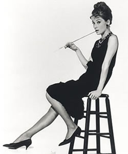 Audrey Hepburn style icon how to define style