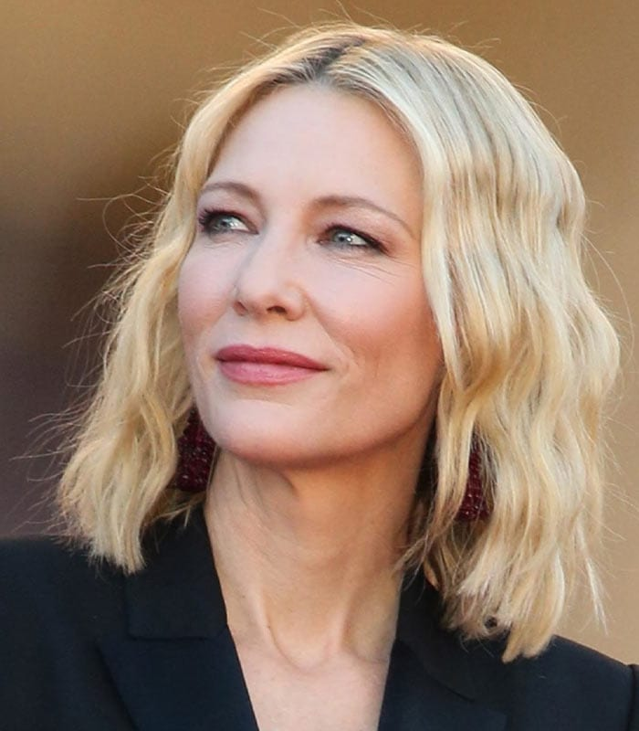 40+ Style Icon Cate Blanchett