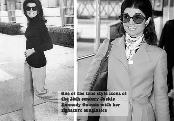 How to find you style in clothing - style icon Jackie Kennedy Onassis