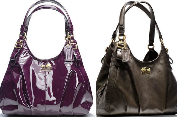 Coach Madison bags