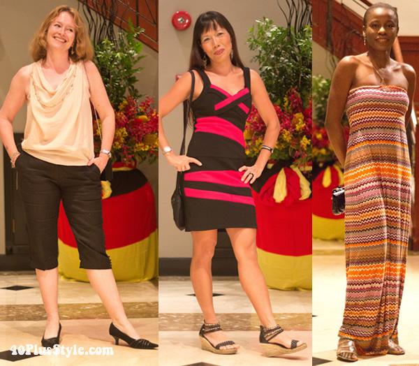 Fabulous Fashion At Singapore Fashion Show At Hollandse