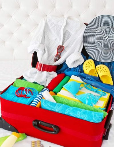How to pack for a holiday   40plusstyle.com