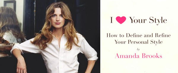 I love your Style Amanda Brooks - book review