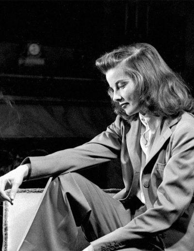 Style icon: Katharine Hepburn | 40plusstyle.com