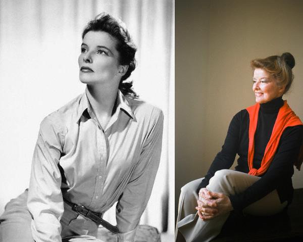 Katharine Hepburn - style icon