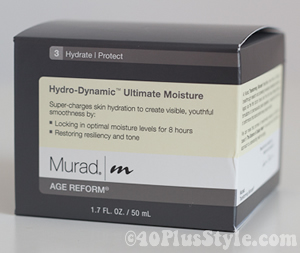 Murad moisturizer review