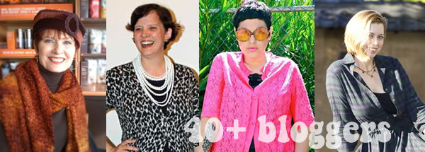 40+ bloggers with style!