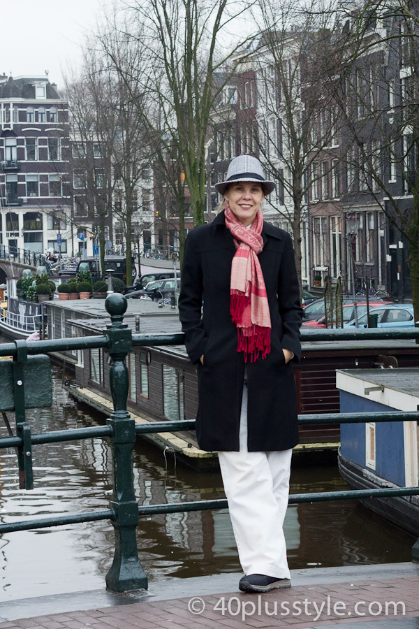What I wore in Amsterdam