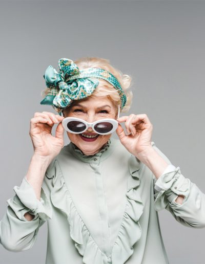 The Importance Of Accessories And Fun | 40plusstyle.com