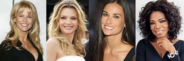 The beauty secrets of women over 40