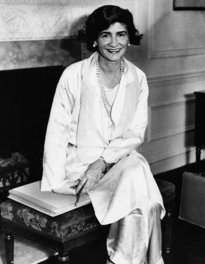 Style icon Coco Chanel | 40plusstyle.com