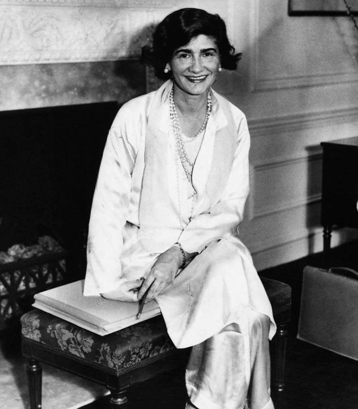 Style Icon Coco Chanel Her Legacy Style Characteristics Iconic Designs Influence And Style