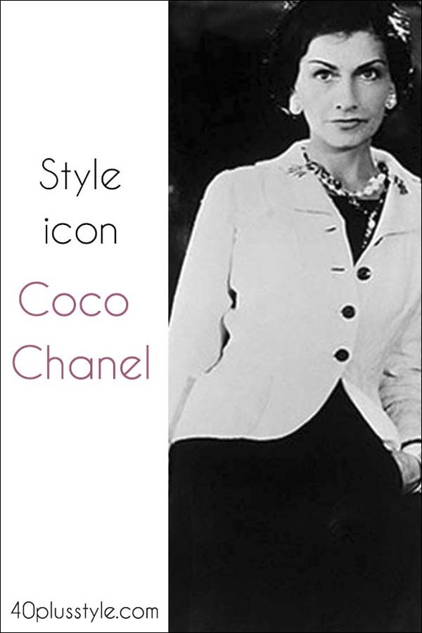 5f40fd1d205 Style icon Coco Chanel – her legacy