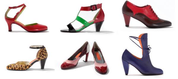 Ester van Eeghen Shoes