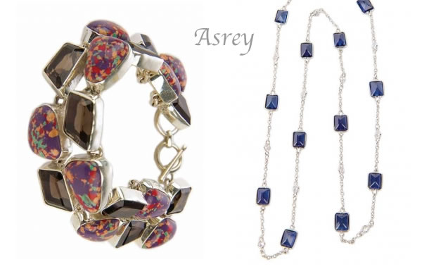 Asrey colorful jewellery