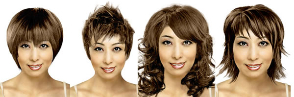 Hairstyles for oblong face