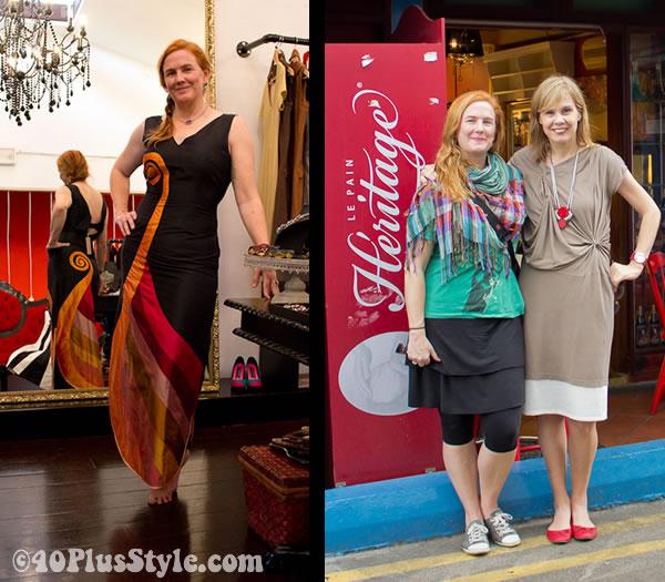 Fashion at Haji Lane Singapore