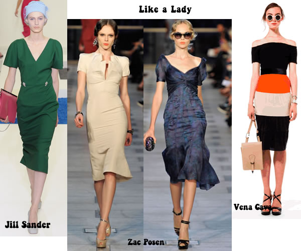 like a lady 2012 summer trend