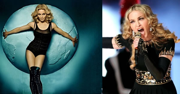 Madonna and how we should age