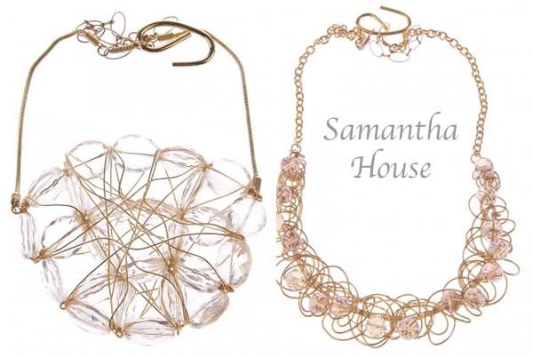 samantha house statement jewellery