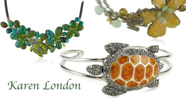 Karen London jewellery