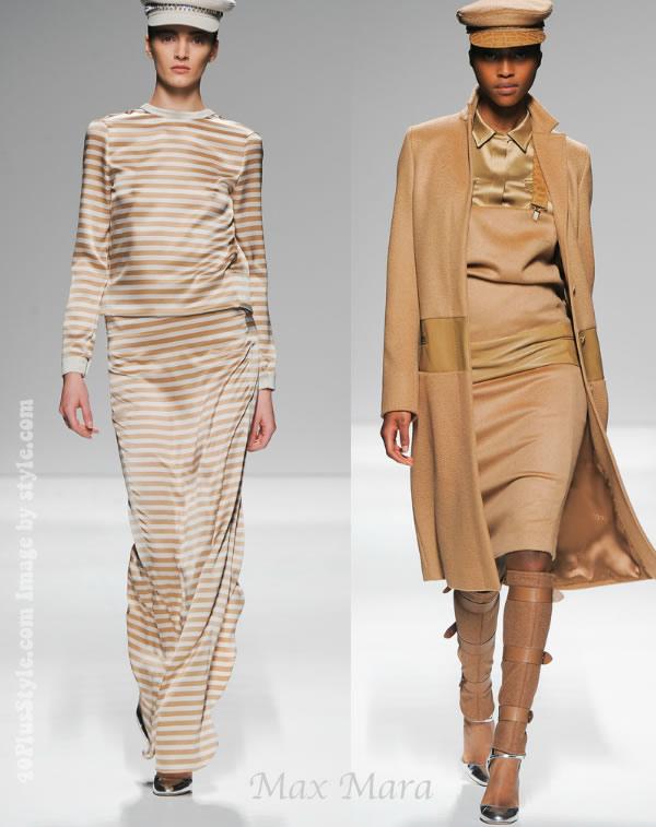 Max Mara Fall 2012 collection