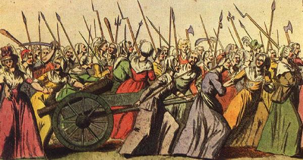 women's march versailles