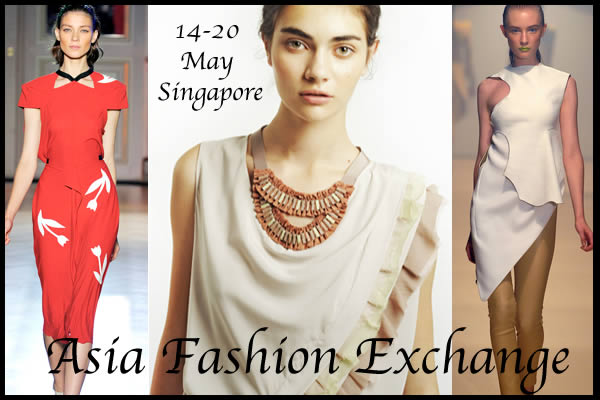Asia Fashion Exchange Singapore