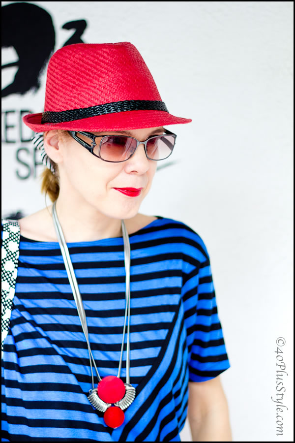 Furla Sunglasses and stripes