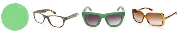 Glasses frames for round face shape