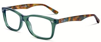 Ray-Ban 5228 eyeglasses | 40plusstyle.com
