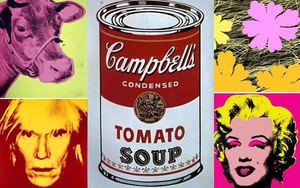 Andy Warhol artworks