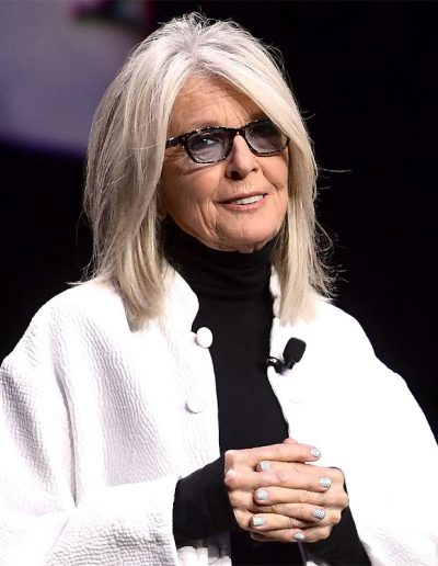 Style icon: Diane Keaton - Champion of the dandy style | 40plusstyle.com