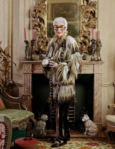 Style icon Iris Apfel | 40plusstyle.com