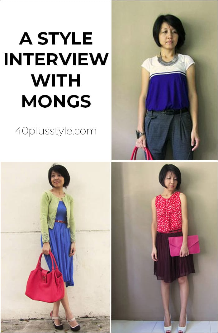 A style interview with Mongs | 40plusstyle.com